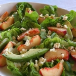 peach salad3 square resized