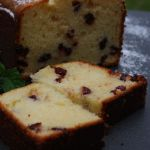 Cranberry loaf 1 square