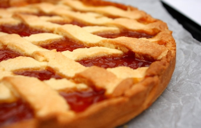 Apricot crostata1 resized