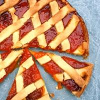 Apricot crostata3 square