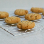 peanut biscuits4a square