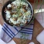 mushroom risotto1 square