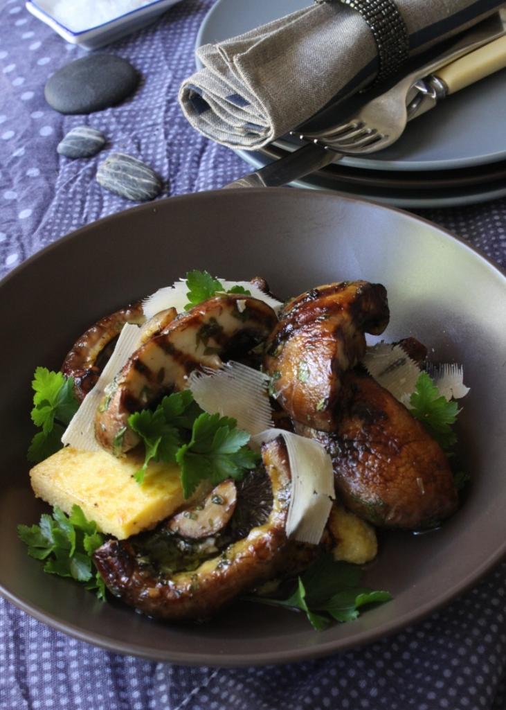 mushrooms with polenta1 resized