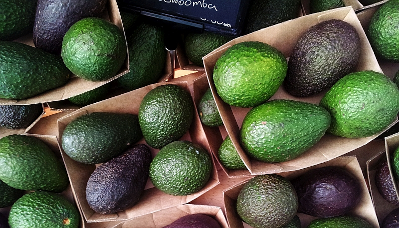 Awesome avocadoes