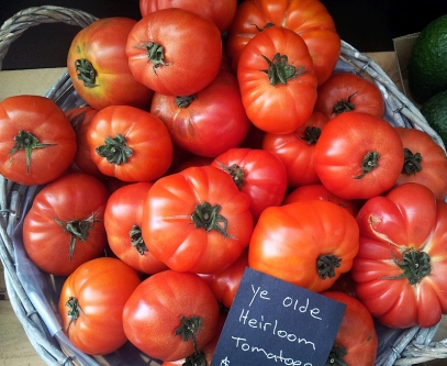 Triffic tomatoes